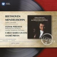 Itzhak Perlman Beethoven: Violin Concerto