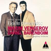 Maxim Vengerov Violin Concerto in D minor Op.47 : I Allegro moderato