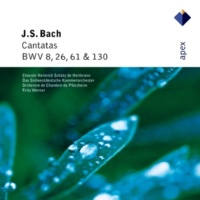 "Fritz Werner Cantata No.26 Ach wie flüchtig, ach wie nichtig BWV26 : I Chorus - ""Ach wie flüchtig, ach wie nichtig"" [Choir]"
