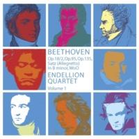 Endellion String Quartet String Quartet No.11 in F minor Op.95, 'Serioso' : I Allegro con brio