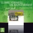 Jordi Savall/Hespèrion XX Llibre Vermell de Montserrat