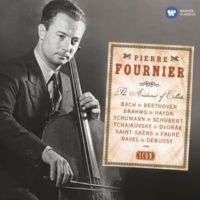 Pierre Fournier - Tasso Janopoulo Romance for Cello and Piano in A Major, Op. 69