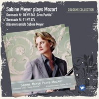 "Bläserensemble Sabine Meyer Serenade No. 10 in B-Flat Major, K. 361/370a, ""Gran Partita"": II. Menuetto - Trio I - Menuetto da capo - Trio II - Menuetto da capo"