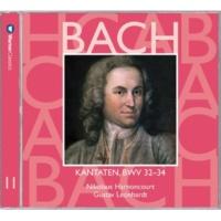 """Gustav Leonhardt Cantata No.34 O ewiges Feuer, o Ursprung der Liebe BWV34 : IV Recitative - """"Erwählt sich Gott die heilgen Hütten"""" [Bass]"""