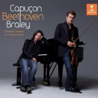 Renaud Capuçon/Frank Braley Sonata for violin & piano No.7 in C minor Op.30 No.2: II Adagio cantabile