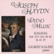 Gilbert Kalish Joseph Haydn: Piano Music