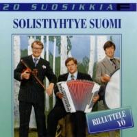 Solistiyhtye Suomi Rilluttele yö - Putting On The Ritz