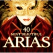 Various Artists 40 Most Beautiful Arias
