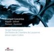Jesús López-Cobos & Orchestre de Chambre de Lausanne Haydn, Hummel, Tomasi & Jolivet : Trumpet Concertos  -  Elatus