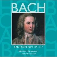 """Gustav Leonhardt Cantata No.117 Sei Lob und Ehr dem höchsten Gut BWV117 : III Aria - """"Was unser Gott geschaffen hat"""" [Tenor]"""