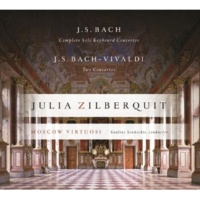 Julia Zilberquit Keyboard Concerto in D Minor, BWV 1052: II. Adagio