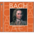 Gustav Leonhardt Bach, JS : Sacred Cantatas BWV Nos 7 - 9