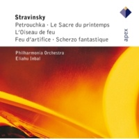 Eliahu Inbal Stravinsky : Le sacre du printemps [Rite of Spring, 1947 Version] : VIII Dance of the Earth