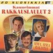 Various Artists 20 Suosikkia / Kauneimmat rakkauslaulut 2 / Sinua, sinua rakastan