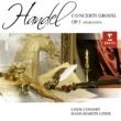 Hans-Martin Linde Haendel Concerti grossi Op.3