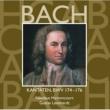 Various Artists Bach, JS : Sacred Cantatas BWV Nos 174 - 176