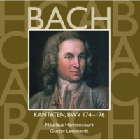 """Gustav Leonhardt Cantata No.176 Es ist ein trotzig und verzagt Ding BWV176 : IV Recitative - """"So wundre dich, o Meister, nicht"""" [Bass]"""