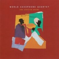 World Saxophone Quartet Africa