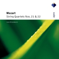 Lotus String Quartet Mozart : String Quartet No.22 in B flat major K589 : IV Allegro assai