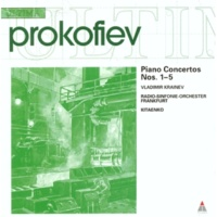Vladimir Krainev Prokofiev : Piano Concerto No.2 in G minor Op.16 : III Intermezzo - Allegro moderato