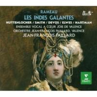 """Jean-François Paillard Rameau : Les Indes galantes : Act 4 """"La terre, les cieux et les mers"""" [Damon, Zima]"""
