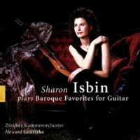 Sharon Isbin Prelude in D minor BWV999