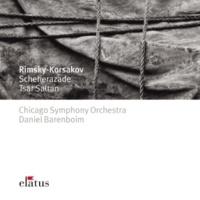 Daniel Barenboim Rimsky-Korsakov : Scheherazade Op.35 : III The young prince and the young princess