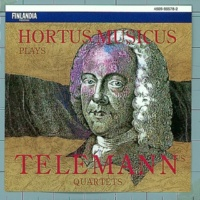Hortus Musicus Concert No.3 in A major : Presto [Six Concerts et six Suites]
