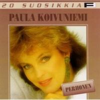 Paula Koivuniemi Mä kaiken tunnen muuttuneen