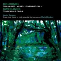 Michel Corboz Goudimel : Messe, 'Le bien que j'ay' : IV Alleluia