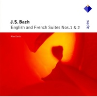 Alan Curtis Bach, JS : French Suite No.2 in C minor BWV813 : IV Air