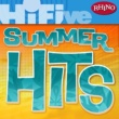 Various Artists Rhino Hi-Five: Summer Hits
