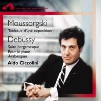 Aldo Ciccolini Tableaux D'une Exposition : Promenade (Moderato Non Tanto, Pesamente)