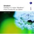 Elisabeth Leonskaja Schubert : Wanderer Fantasy & Piano Sonata No.18  -  Apex