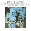 Michael Rudiakov/The Composers Quartet Elliott Carter: String Quartets Nos. 1 & 2