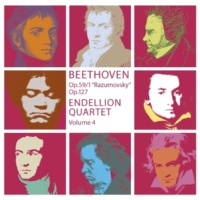 Endellion String Quartet String Quartet No.7 in F major Op.59 No.1, 'Rassumovsky' : II Allegretto vivace e sempre scherzando