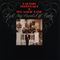 Captain Beefheart And The Magic Band Space-Age Couple