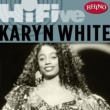 Karyn White Rhino Hi-Five: Karyn White