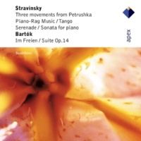 Dezsö Ránki Stravinsky : 3 Movements from Petrushka : II Petrushka's Cell