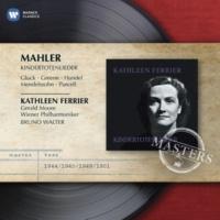 """Kathleen Ferrier/Wiener Philharmoniker/Bruno Walter Kindertotenlieder, 5 Songs on Texts by Friedrich Rückert: IV. """"Oft denk, ich, sie sind nur ausgegangen"""" (Ruhig bewegt, ohne zu eilen)"""