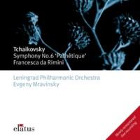 Evgeny Mravinsky Tchaikovsky : Francesca da Rimini Op.32