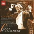 Franz Welser-Möst Stravinsky: Oedipus Rex, Firebird & Symphonies of Wind Instruments