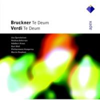 Martin Stephani Bruckner : Te Deum : IV Salvum fac
