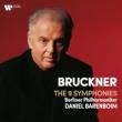 Daniel Barenboim & Berlin Philharmonic Orchestra Bruckner : Symphonies Nos 1 - 9