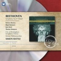Simon Rattle Symphony No. 9 in D Minor, 'Choral', Op. 125: IV. Presto - Allegro assai