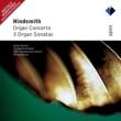 Anton Heiller, Milan Horvat & ORF Symphony Orchestra Hindemith : Organ Concerto & 3 Organ Sonatas  -  Apex