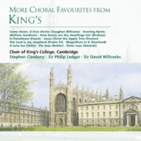 """King's College Choir, Cambridge/Sir Philip Ledger O Nata Lux, Hymn for Lauds on the Feast of the Transfiguration, P. 209 (No. 8 from """"Cantiones quae ab argumento sacrae vocantur"""", 1575)"""