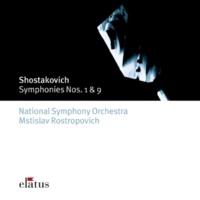 Mstislav Rostropovich Symphony No.9 in E flat Major Op.70 : V Allegretto