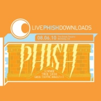 Phish Backwards Down The Number Line