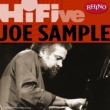 Joe Sample Rhino Hi-Five: Joe Sample